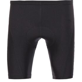 Löffler Basic Gel Shorts ciclismo Hombre, black